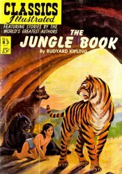 Gilberton Publications's Classics Illustrated #83: The Jungle Book Issue # 2