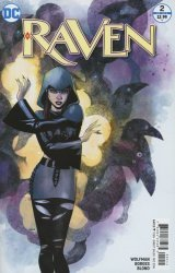 DC Comics's Raven Issue # 2