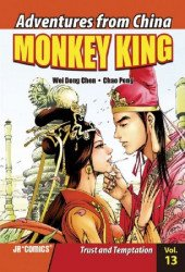 JR Comics's Adventures from China: Monkey King Issue # 13