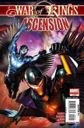 Marvel Comics's War of Kings: Ascension Issue # 2