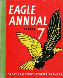 Fleetway (AP/IPC)'s Eagle Hard Cover # 1957