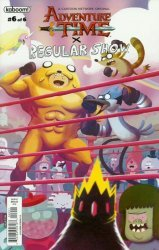 KaBOOM!'s Adventure Time / Regular Show Issue # 6c
