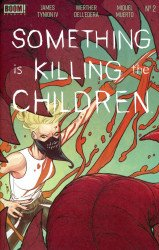 BOOM! Studios's Something is Killing the Children Issue # 2 - 4th print
