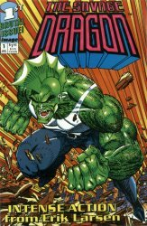 Image Comics's Savage Dragon Issue # 1