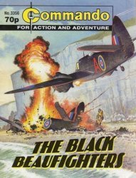 D.C. Thomson & Co.'s Commando: For Action and Adventure Issue # 3356