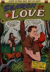 American Comics Group's Search for Love Issue # 2