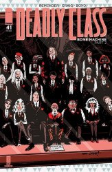 Image Comics's Deadly Class Issue # 41