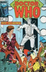 Marvel Comics's Doctor Who Issue # 13