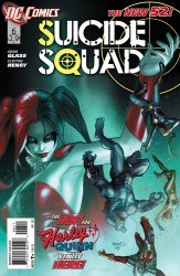 DC Comics's Suicide Squad Issue # 6