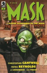 Dark Horse Comics's The Mask: I Pledge Allegiance To The Mask Issue # 1