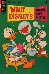Gold Key's Walt Disney's Comics and Stories Issue # 334b