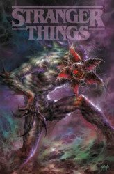 Dark Horse Comics's Stranger Things Issue # 1sanctum