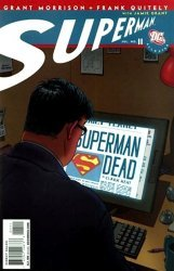 DC Comics's All-Star Superman Issue # 11