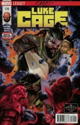 Marvel Comics's Luke Cage Issue # 170
