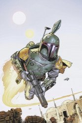 Marvel Comics's Star Wars: War of the Bounty Hunters - Alpha Issue # 1bigtime-b