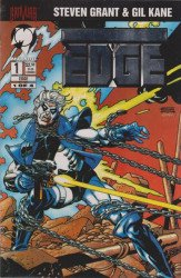 Malibu Comics's Edge Issue # 1b
