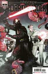 Marvel Comics's Star Wars: Darth Vader Issue # 2 - 2nd print