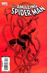 Marvel Comics's The Amazing Spider-Man Issue # 600b