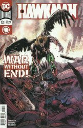 DC Comics's Hawkman Issue # 13