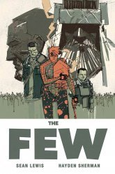 Image Comics's The Few TPB # 1