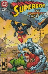 DC Comics's Superboy Issue # 24b