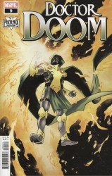 Marvel Comics's Doctor Doom Issue # 9c