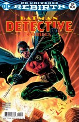 DC Comics's Detective Comics Issue # 939