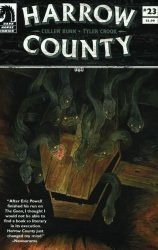Dark Horse Comics's Harrow County Issue # 23