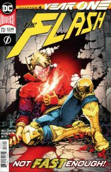 DC Comics's The Flash Issue # 73