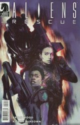 Dark Horse Comics's Aliens: Rescue Issue # 2b