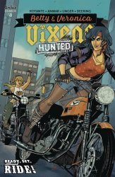 Archie Comics Group's Betty & Veronica: Vixens Issue # 8