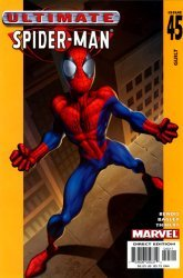 Ultimate Marvel's Ultimate Spider-Man Issue # 45
