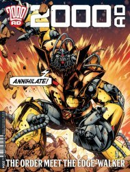 Rebellion's 2000 A.D. Issue # 2094