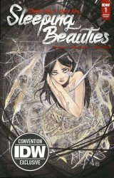 IDW Publishing's Sleeping Beauties Issue # 1sdcc