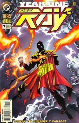 The Ray Annual # 1 (DC Comics)