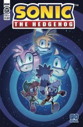 IDW Publishing's Sonic the Hedgehog Issue # 37