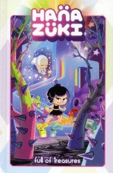 IDW Publishing's Hanazuki: Full of Treasures Hard Cover # 1
