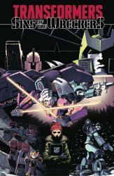 IDW Publishing's Transformers: Sins of the Wreckers TPB # 1