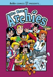 Archie Comics Group's New Archies TPB # 1