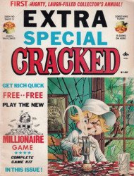 Major Magazines's Extra Special Cracked Issue # 1