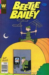 Gold Key's Beetle Bailey Issue # 130whitman