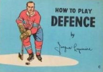 Gaines Productions Ltd.'s How to Play Hockey: Coca-Cola Mini-Comics Issue c