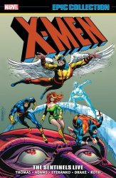 Marvel Comics's X-Men: Epic Collection TPB # 3