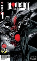 Valiant Entertainment's Bloodshot Reborn Issue # 1i want more