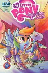 IDW Publishing's My Little Pony: Friendship is Magic Issue # 11larrys
