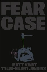 Dark Horse Comics's Fear Case Issue # 4