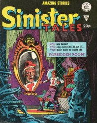 Alan Class & Company's Sinister Tales Issue # 168