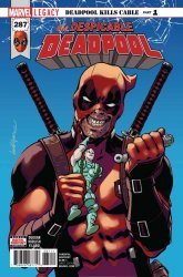 Marvel Comics's The Despicable Deadpool Issue # 287