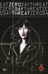 Red 5 Comics's Zero Day Threat Issue # 1b