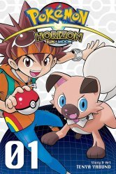 Viz Media's Pokemon: Horizon - Sun & Moon Soft Cover # 1